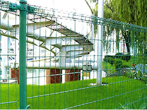 Double Loop FenceAnping County Tailong Wire Mesh Products CoLtd